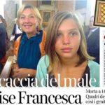 Pagina del Corriere