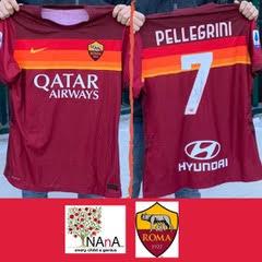 Maglia Roma Calcio Pellegrini